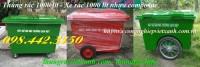 Sản xuất thùng rác 1000 lít nhựa composite giá sốc call 0984423150 – Huyền
