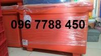 Bán thùng giữ lạnh Thái Lan 500l giá rẻ toàn quốc.