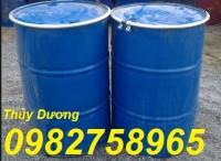 Bán thùng phuy sắt, thùng phuy sắt 220l, vỏ thùng phuy sắt giá rẻ