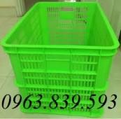 Rổ nhựa, thùng nhựa giá rẻ nhất khu vực miền Nam - 0963.839.593