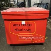 Thùng giữ lạnh 800L hàng Thái Lan giá cạnh tranh