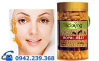 Viên Uống Sữa Ong Chúa Lifespring 1000mg