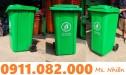 Thùng rác giá rẻ tại quận thủ đức- thùng rác 120L 240L giá tốt- lh 0911.082.000