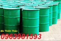 Thùng phuy sắt, thùng phuy đựng hóa chất, thùng phuy công nghiệp giá rẻ