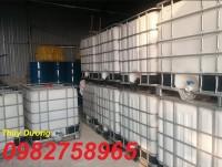 Tank nhựa, tank IBC 1000 lít, thùng nhựa 1000 lít đựng hóa chất