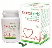 Cardiherb giúp ổn định huyết áp và phòng ngừa tai biến do tăng huyết áp