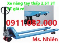 Bán xe nâng tay thấp 3 tấn 5 tấn giá rẻ hậu giang, xe nâng tay thấp nhập khẩu -