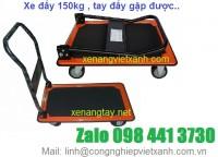 Xe đẩy 150kg và 300kg giá rẻ