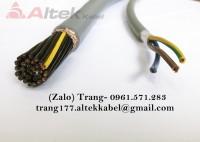 Cáp điều khiển 20x0.75 Altek Kabel