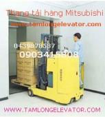Thang máy chở hàng Mitsubishi Tam Long