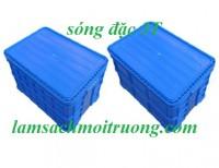 Sóng nhựa đặc 3t, sóng nhựa đặc 3t1, Sóng nhựa đặc 3t1 có nắp,