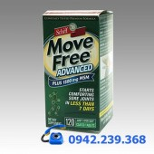 Schiff® Move Free Advanced xanh plus 1500 mg MSM