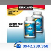KirkLand Ibuprofen – Trị Đau Đầu, Giảm Căng Thẳng và Stress,200 mg 500 viên