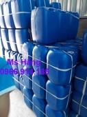 Thùng nhựa đựng nước mắm,thùng nhựa đựng hóa chất giá rẻ