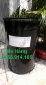 Thùng phuy sắt nắp kiềng 220 lít,thùng phuy sắt cũ đựng hóa chất