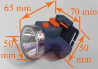 Đèn đeo đầu sạc TD-1168