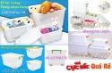 Bán thùng nhựa trong, thùng nhựa có bánh xe, thùng vuông, thùng nhựa giá rẻ
