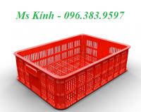 giá sọt nhựa dài 780mm, rổ nhựa có bánh xe ở đâu bán, công ty bán khay nhựa
