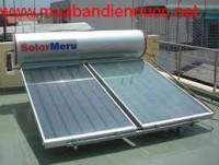Máy nước nóng nâng lượng mặt trời Solar Meru