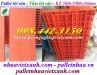 Tấm lót sàn sân khấu - Pallet lót sàn sân khấu 500x1000mm giá siêu rẻ