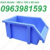 Bán kệ dụng cụ xếp tầng, khay đựng linh kiện, hộp đựng linh kiện giá rẻ