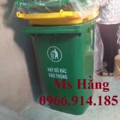 Thùng rác 240 lít nhựa hdpe,thùng rác 240 lít nhựa composite