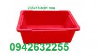Hộp nhựa A4, khay đựng linh kiện, hộp đựng linh kiện giá rẻ
