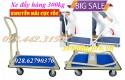 Xe đẩy hàng 300kg HT300 giảm giá sốc giá siêu rẻ call 0984423150 – Huyền